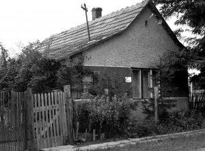 Id. Iricsekék háza az 1960-as években
